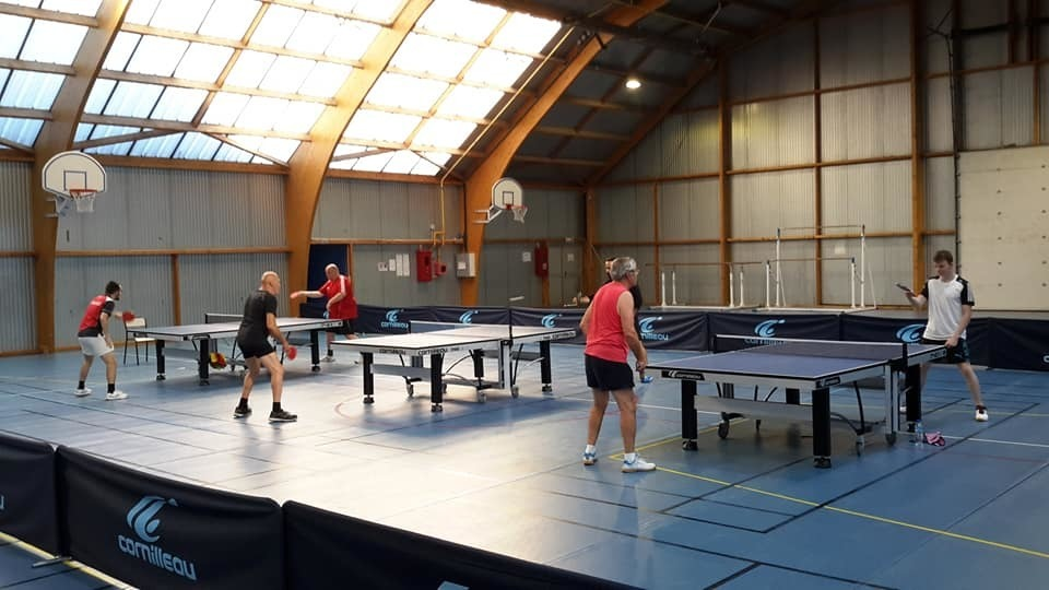 Tournoi interne du club